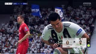 FIFA 19 FIFA 19 JUVENTUS VS REAL MADRID CHAMPIONS LEAGUE FINAL
