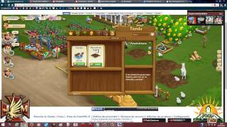FARMVILLE2 CAMBIO DE ITEMS