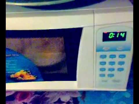 Как пожарить яйцо в микроволновке. How to fry an egg in the microwave.