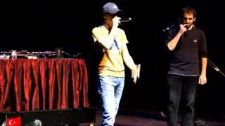 MC Redem Konser