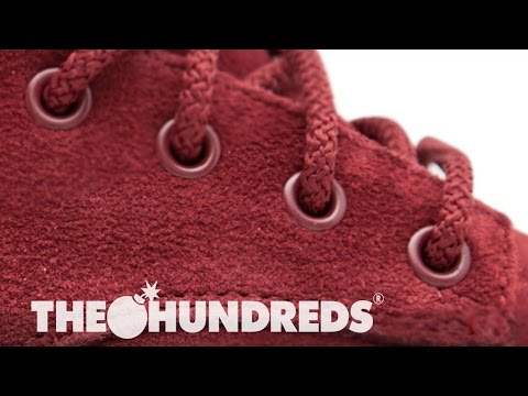 THE HUNDREDS FOOTWARE : FALL 2011