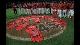 A Magical Night at Angel Stadium   Angels No-Hit Seattle For Tyler Skaggs