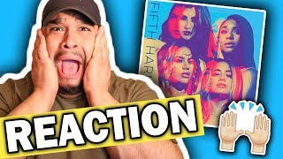 Download Lagu Fifth Harmony - FIFTH HARMONY (Full Album) REACTION Gratis STAFABAND