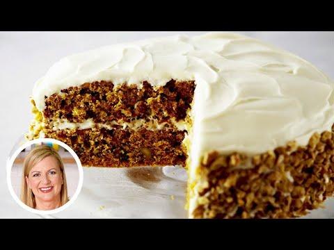 Anna Olson Moist Carrot Cake Recipe