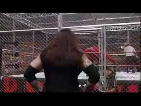 Mankind vs kane hell in a cell 1998