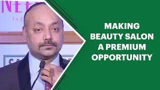 Making beauty salon a premium
