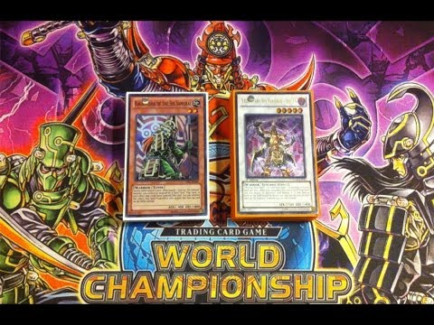*YuGiOh* BEST! Six Samurai Deck Profile April 1st 2014 Banlist
