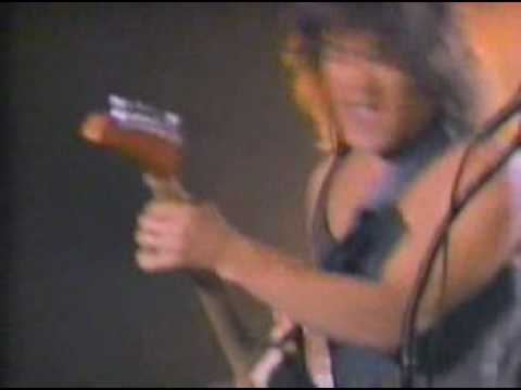 Eddie Van Halen - Hot For Teacher Live video