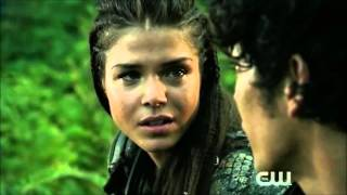 The 100 - Bellamy and Octavia  - In my arms {3x10+3x12}