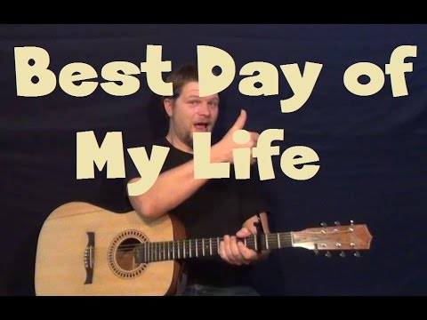 American Authors  Best Day Of My Life Chords