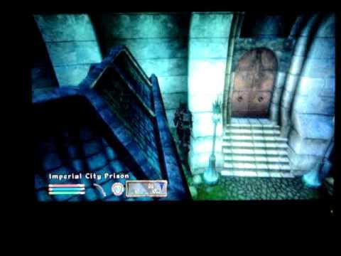 Oblivion the worst glitch ever !