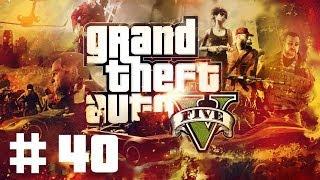 [PS3] Zagrajmy w GTA V #40 - To samolot w samolocie ..