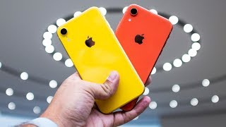 iPhone XR hands-on: Apple's new default iPhone