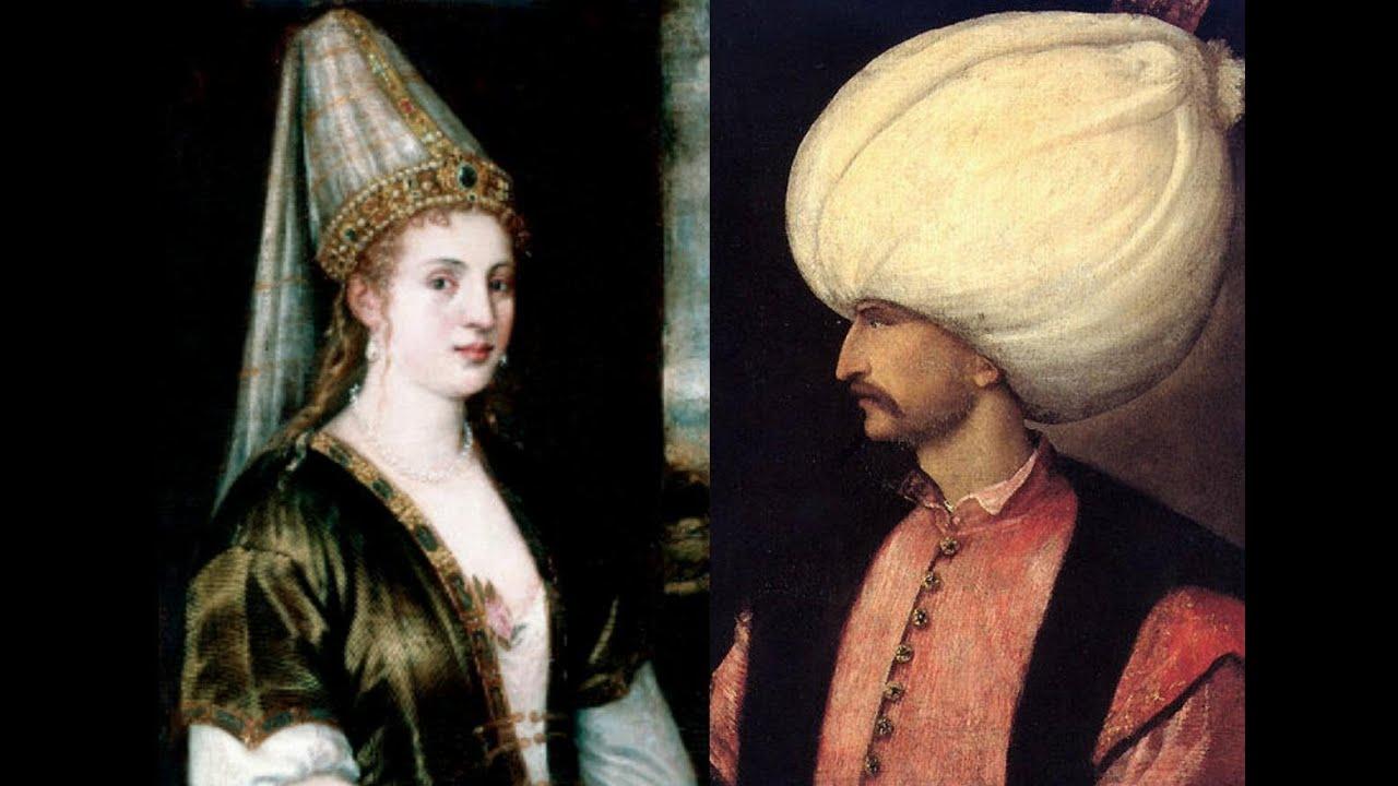 исторические факты о сулеймане и хюррем размещения