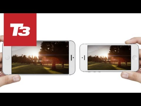 iPhone 5.7 concept: 3D concept render