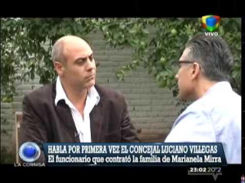 Un Concejal de Tucumán dejó en evidencia a Marianela Mirra