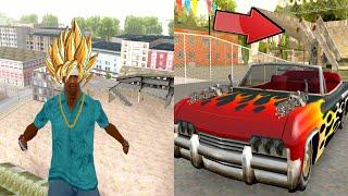Sabias que podias hacer esto en GTA San Andreas?