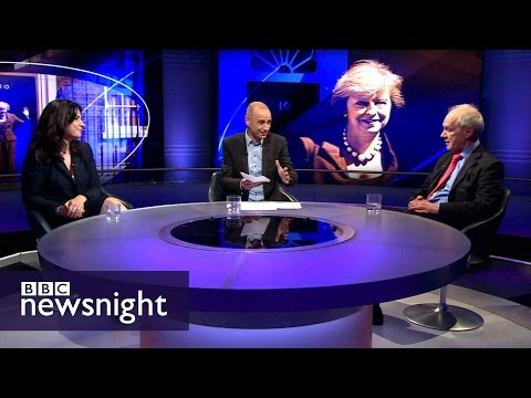 'I am unusually euphoric': MPs unite around the new PM - BBC Newsnight