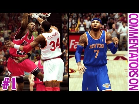 Commentators On - Favorite NBA Team Of All-Time | Part 1 | Ft. KSpade, ShakeDown2012, etc. NBA 2K13