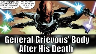 What Happened to Grievous