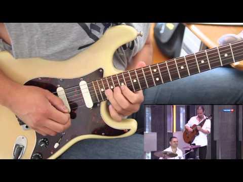 Elena Vaenga - Bride - Epic Guitar Fail