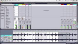 How To Chop & Slice Samples | Ableton Live Suite 9 | Basic Music Production