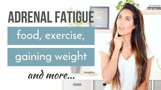 Answering Your Adrenal Fatigue Diet Questions - UNSCRIPTED