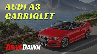Audi A3 Cabriolet - Audi Convertible - Luxury Cars In India