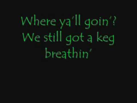 My kind of  Party Lyrics