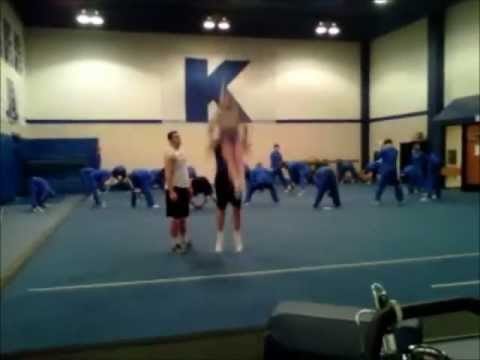 Stunting at Kentucky!