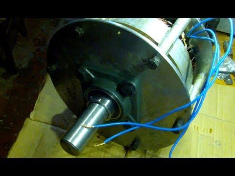 Мощный генератор с нуля под заказ, часть 1