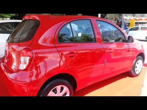 2015 Nissan March Drive 2015 al 2016 precio ficha tecnica Caracteristicas Colombia