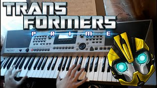 Transformers Prime - Three Shots | Piano