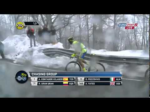 Tirreno-Adriatico 2015 - Stage 5 - Finish