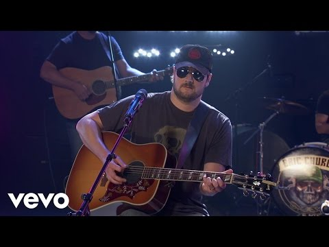 Eric Church - Springsteen (aol Sessions) video