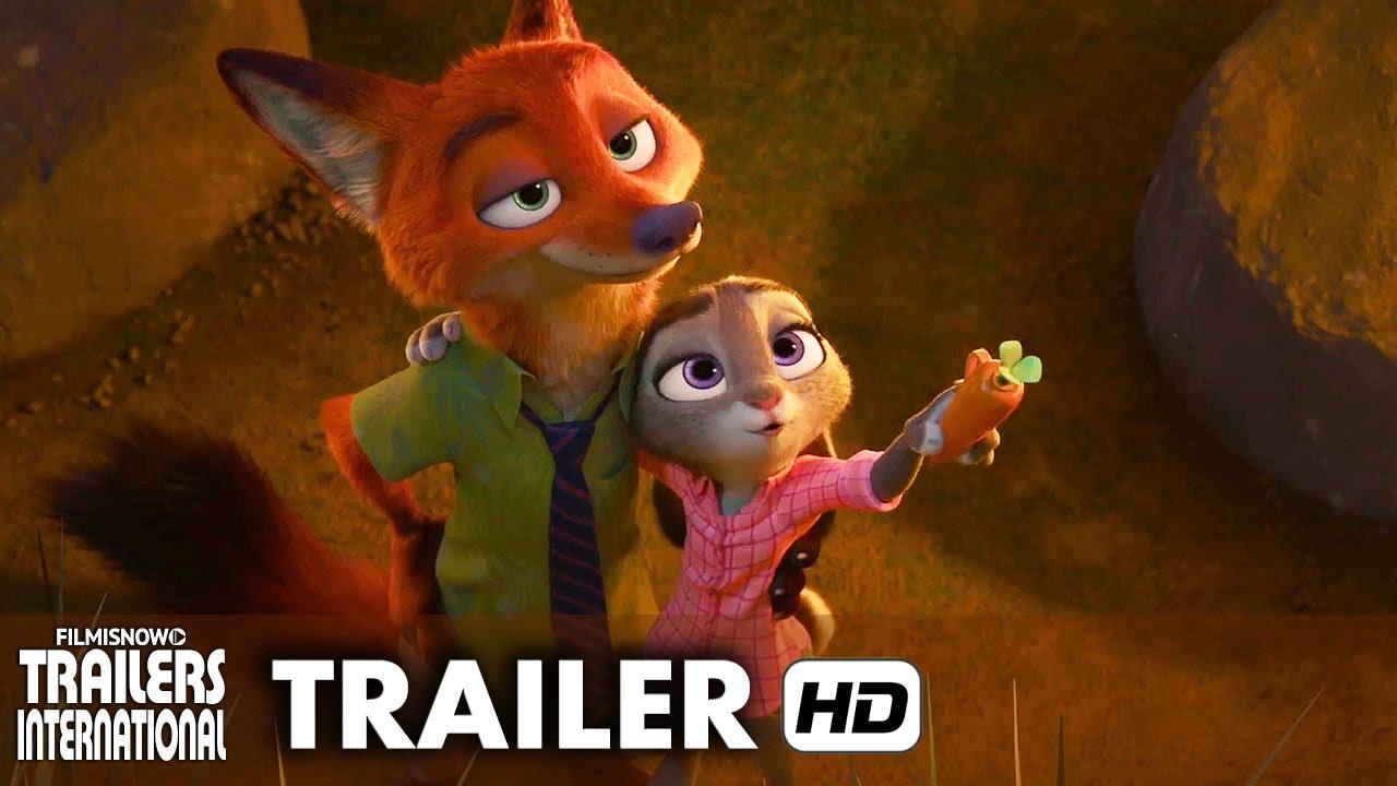 ZOOTOPIA Novo Trailer Oficial [HD]