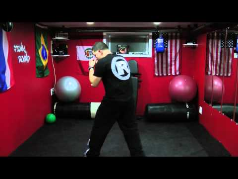 Shadow Boxing Cardio Workout Image 1