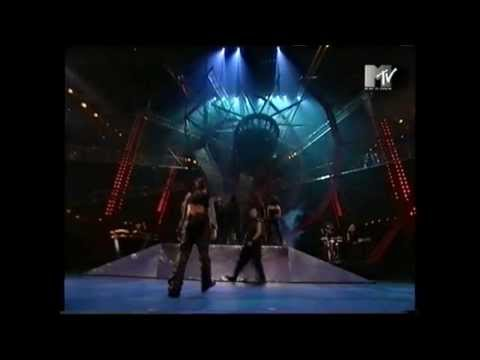 Backstreet Boys - I want it that way Larger than life  MTV awards...