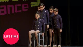 "Dance Moms: Candy Apples Group Dance ""Conspiracy"" (Season 4) 