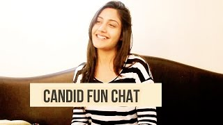 Exclusive chat with Surbhi Chandna | Ishqbaaaz