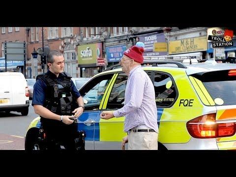 Old Man Selling Drugs Prank