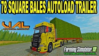 Farming Simulator 2017 Mods MUST HAVE THIS SPECIAL AUTOLOAD  !!! 22.25 MB