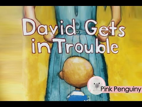 David Gets In Trouble by David Shannon | Read Aloud Books for Children!