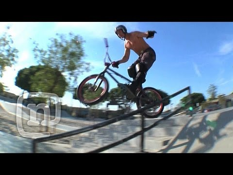 "Pat ""Big Daddy"" Laughlin Calls The Shots: Crooked World BMX"
