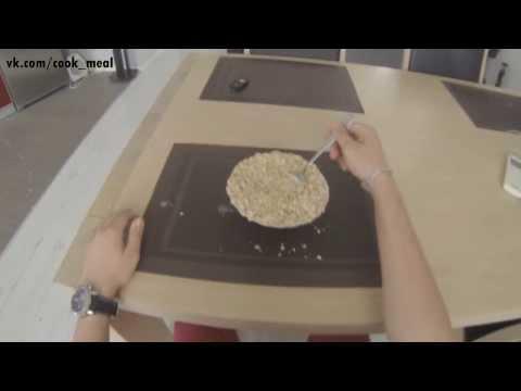 Как готовить хлопья - видео