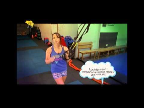 Damaris Vides Fitness Dale Que Va Guatevision Enero13 2016