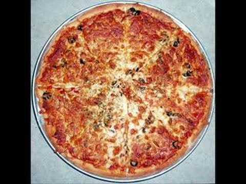 Din mamma på pizza