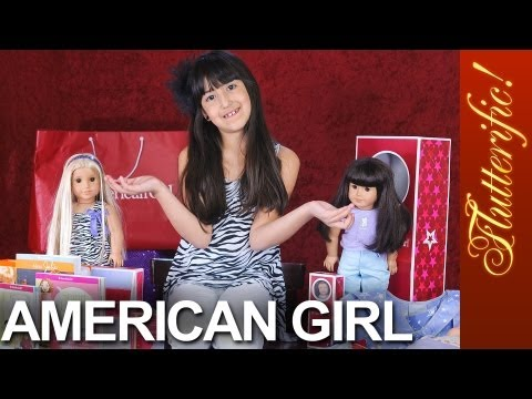 American Girl Place - New York - Dolls Review by Flutterific!