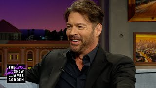 Harry Connick Jr. Has Bladed Around the Globe