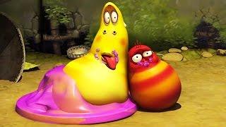 LARVA - PUDDING | Cartoon Full Movie | Cartoons For Children | Kids TV Shows Full Episodes